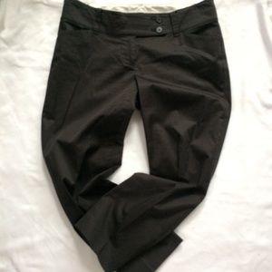 Ann Taylor Capri Pants Sz 4P